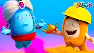Oddbods | NEW | MAGIC TRICKS | Funny Cartoons For Kids