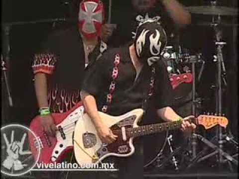 Presentación - Lost Acapulco en el Festival Vive Latino 2008 - Rola 05