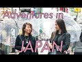 Japan Adventures by Alex Gonzaga