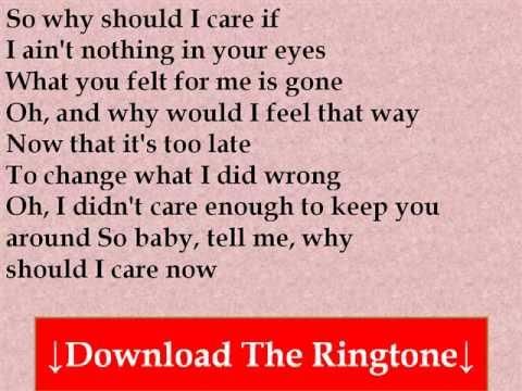 Sara evans why should i care lyrics youtube for Haute u should know lyrics