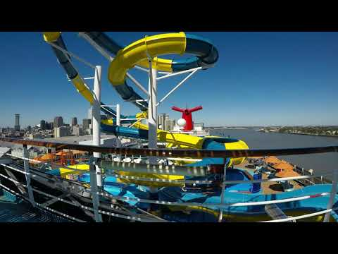 Boarding Carnival Dream October,29,2017 Day 1