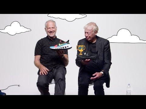 The Nike CruzrOne with Tinker Hatfield & Phil Knight | Nike