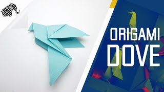 Origami - How To Make An Origami Dove