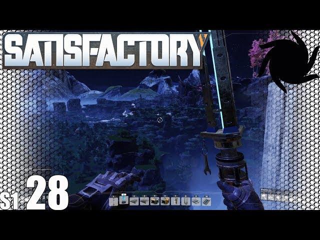 Satisfactory - S01E28 - Quartz Mining