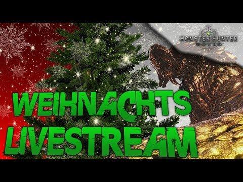 Weihnachtsstream von Corypheus - Monster Hunter World LIVE Lobby: 4sffBaJcnzN3