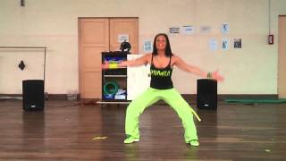 Zumba Magic System In the air