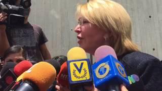 Luisa Ortega Díaz acusa a la rectora Socorro Hernández de poseer tratos con Odebrecht