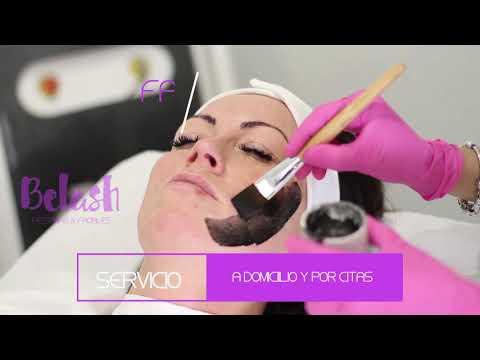 Belash • Pestañas \u0026 Faciales X Claudia HD