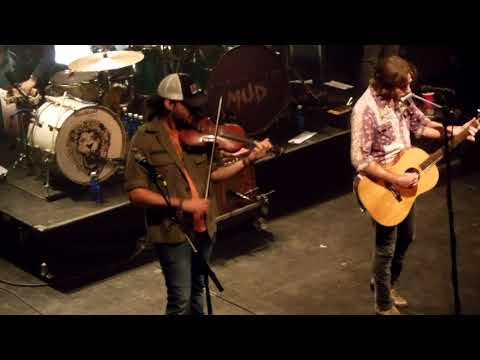 Whiskey Myers @ Georgia Theatre 9-9-17 - Broken Window Serenade