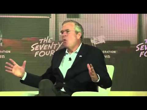 Highlights: Gov. Jeb Bush at The Seventy Four Education Summit in New Hampshire
