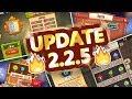 ОБЗОР ОБНОВЛЕНИЯ 2.25!!! Возвращаемся в игру после перерыва | King of Thieves