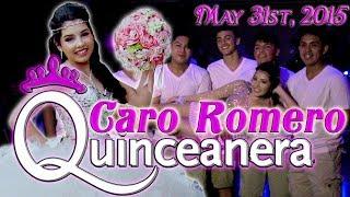 Video Caro Romero Quinceanera Surprise Dance | Baile Sorpresa | #rhythmwriterz download MP3, 3GP, MP4, WEBM, AVI, FLV Agustus 2018
