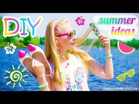 5 יצירות מגניבות לקיץ