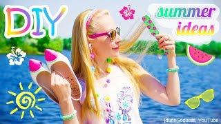 5 DIY Summer Ideas – Easy DIY Projects For Summer