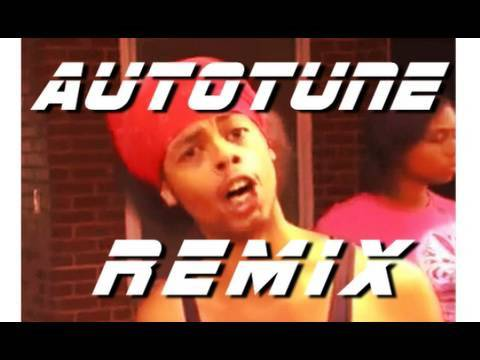 Woman Wakes up to Find Intruder in Her Bed AUTOTUNE REMIX