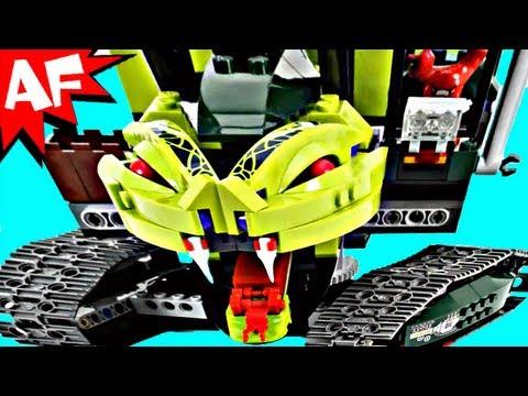 FANGPYRE WRECKING BALL 9457 Lego Ninjago Stop Motion Set Review