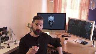 WACOM Pro Pen 3D | Product Review & ZBrush Sculpting Demo