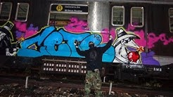 Graffiti Artists In NYC Are Still Trying To Bomb Trains In 2019! | Graffiti Soup