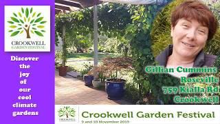 Gillian Cummins - Exhibitor- Crookwell Garden Festival 2019