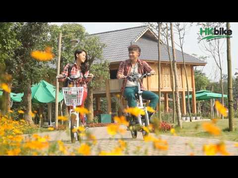Đánh giá xe đạp điện Hkbike Zinger Extra