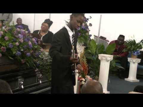 Symeon Guitar Solo Pop's Funeral