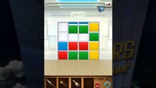 100 Floors - Annex: Level 6 Walkthrough Solution Guide