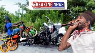 BREAKING NEWS | Sizzla GET Into A Serious Bike Accident | Korexx