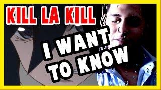 Kill la Kill OST - I want to know [cover + lyrics] by Rod Navarro