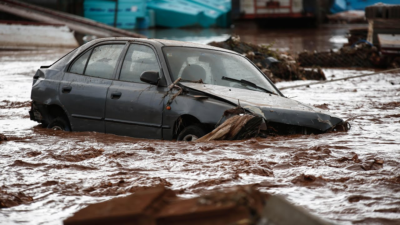 Everything Is Destroyed Greece Flash Floods Leave At Least 15 Dead