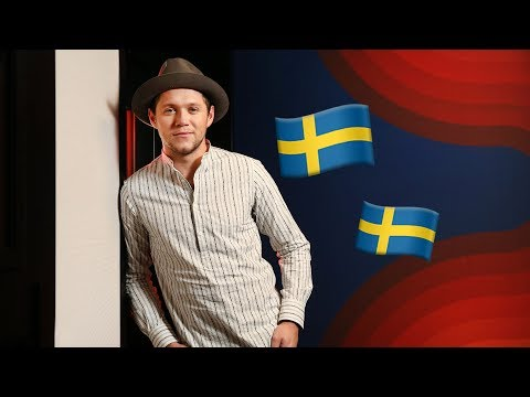 "Niall Horan: ""I wanna move to Sweden"""