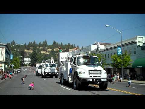 2014 Lassen County Fair Parade