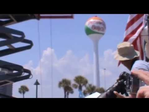 US Navy Blue Angels @ Pensacola Beach Air Show 2015