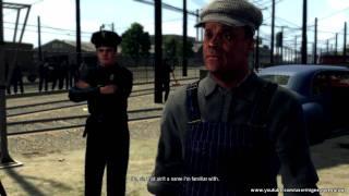 L.A Noire PC Gameplay HD GTX 460