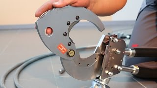 видео Кабелерезы, тросорезы и рычажные кабельные ножницы: ручные и гидравлические