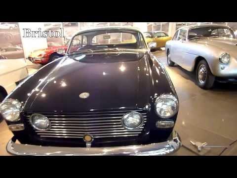 Car Museum 18 Hellenic Motor Museum Athens