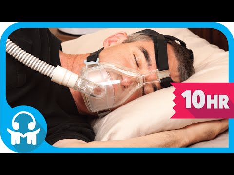 WHITE NOISE | Sleep Sounds | Sleep Apnea Mask