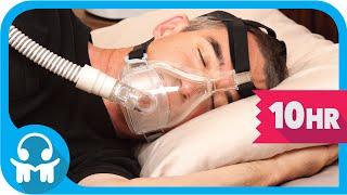 WHITE NOISE | Sleep Sounds | Sleep Apnea Mask