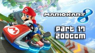 Let's Play Mario Kart 8 [200ccm] Part 17 - Link gefangen im Yoshi Ei