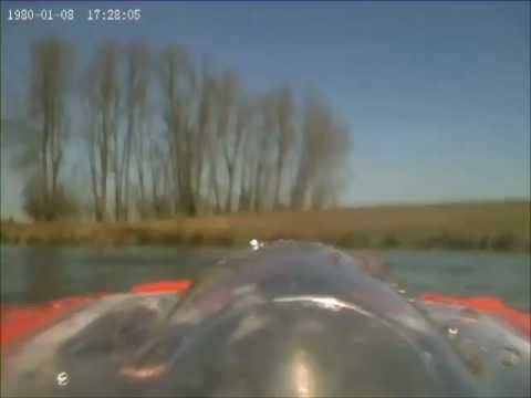 Worlds Fastest Aquacraft Mini Thunder