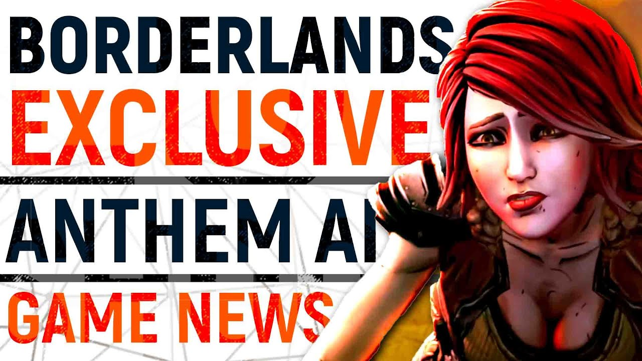 Epic Store Borderlands 3 Exclusive Backlash, Anthem's Manipulation Scandal,  & r/Games Blackout