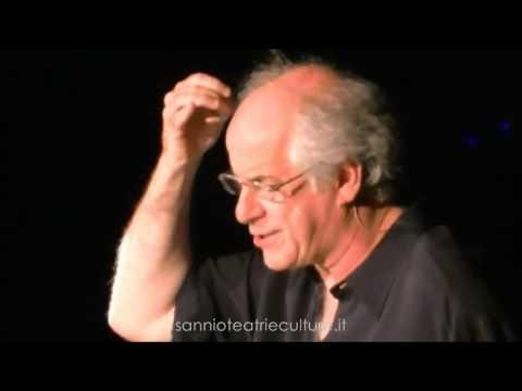 Toni Servillo legge Napoli - Teatro Romano Benevento 16-07-2013
