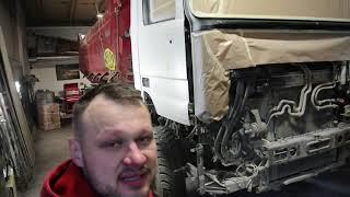 Jak odnowić auto Odnowa mercedesa actros 8x8 #mercedecactros#actros#8x8 #wywrotka#tir#truck#