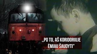 Lietuvis, išžudęs visą traukinio vagoną