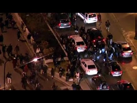 Police release video of Chicago police shooting