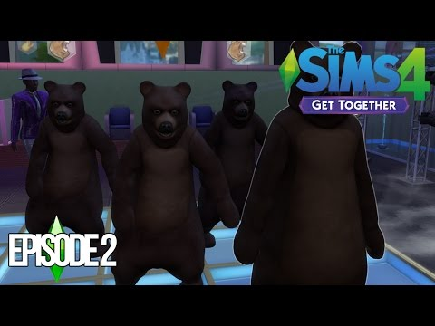 Life in the Sims 4 Get Together #2: BEARS!!!
