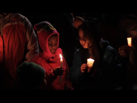 Tony Robinson's candle light vigil | The Badger Herald