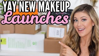 HUGE PR UNBOXING HAUL | YAY NEW BEAUTY LAUNCHES!