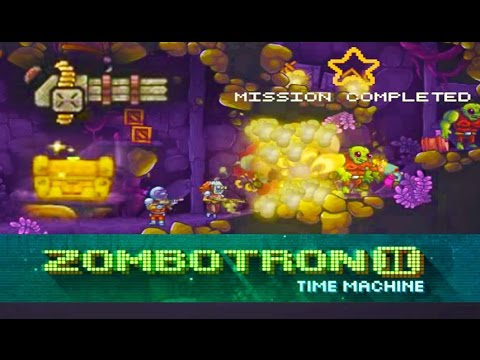 Zombotron 3 stage 8 (Time Machine)