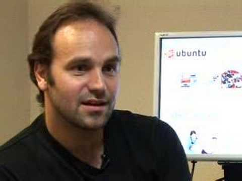 Mark Shuttleworth interviewed (2006/08/08)