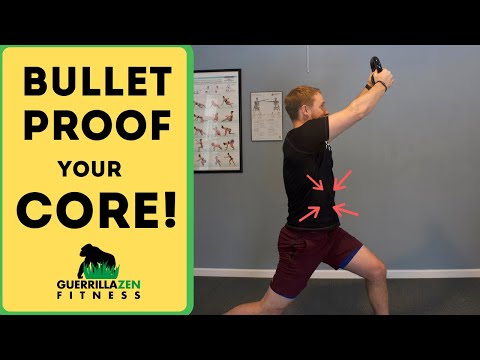 Bulletproof Your Core | Use these rotational core exercises!